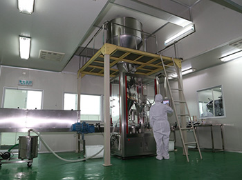 双熊米粉生产实况1