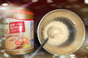 【3月15日国际消费日我来点评】+双熊金典胡萝卜苹果配方奶米粉——宝宝爱吃才是硬道理+ruoxin_520