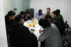 热烈祝贺双熊米粉江西区新品培训会取得圆满成功!