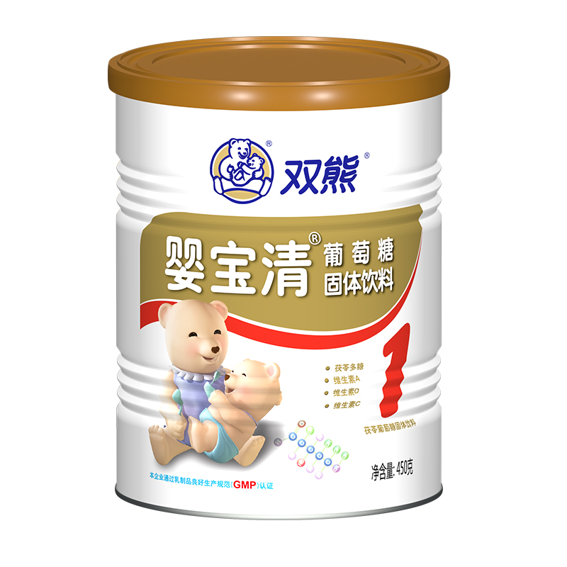 双熊婴宝清葡萄糖